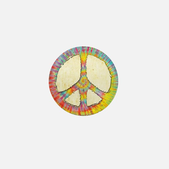 tiedye-peace-713-PLLO Mini Button
