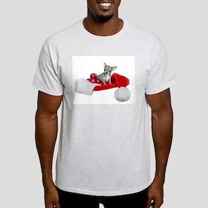 Christmas Chihuahua Dog T-Shirt