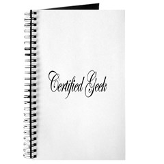 Certified Geek Journal