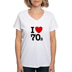 I Love 70's Shirt