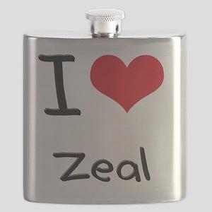 I love Zeal Flask