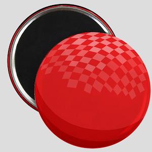 Miami Dodgeball Magnet