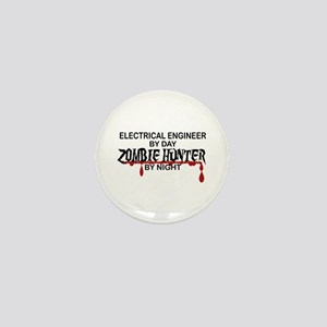 Zombie Hunter - Electrical Engineer Mini Button