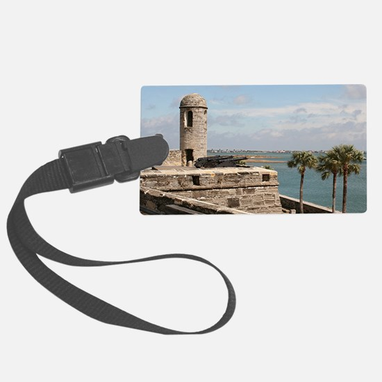 Castel San Marco Fort, St August Luggage Tag