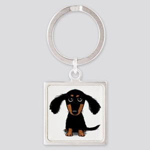 daisydoxie4 Square Keychain