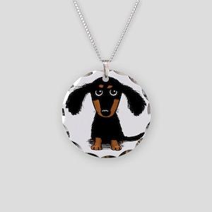 daisydoxie4 Necklace Circle Charm