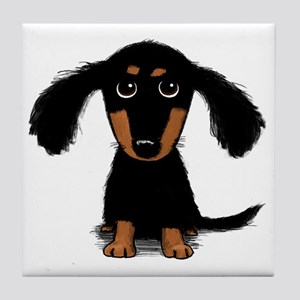 daisydoxie4 Tile Coaster