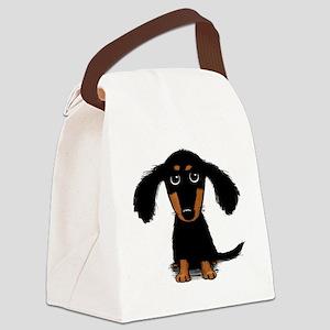 daisydoxie4 Canvas Lunch Bag