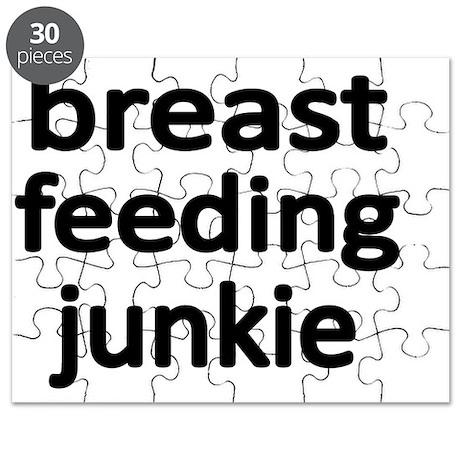 breast feening junkie Puzzle