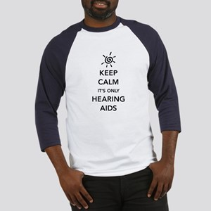 It's Only Hearing Aids Men's Baseball Jersey