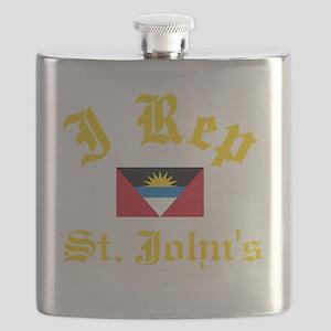 I Rep St Johns Flask