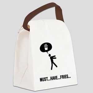 French-Fries-A Canvas Lunch Bag