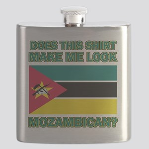 Does This Shirt Make Me Look Mozambican? Flask