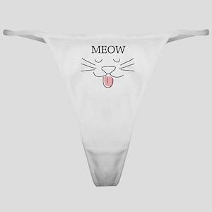 Meow Classic Thong