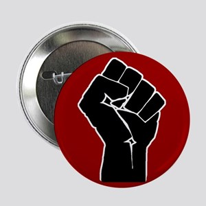 """Red Solidarity Salute 2.25"""" Button (10 pack)"""