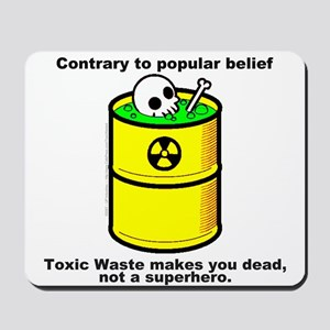 Toxic Wasted - Mousepad