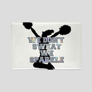 Cheerleader we sparkle Magnets