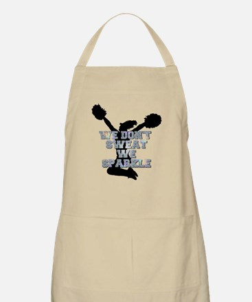 Cheerleader we sparkle Apron
