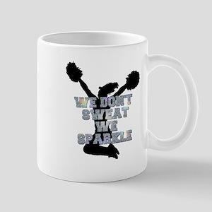 Cheerleader we sparkle Mugs