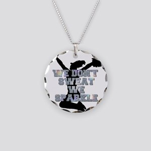 Cheerleader we sparkle Necklace