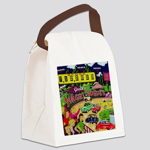 Goulds 2013 Microcar Classic Even Canvas Lunch Bag