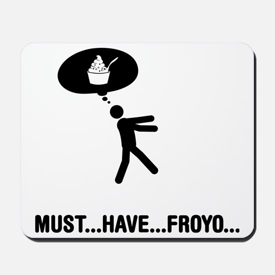 Frozen-Yogurt-A Mousepad