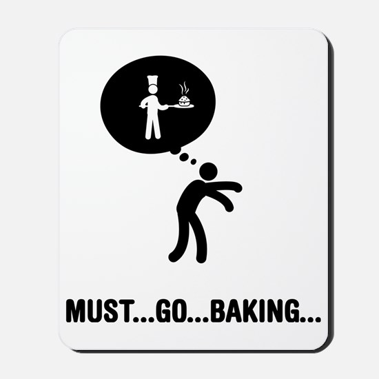 Baker-A Mousepad