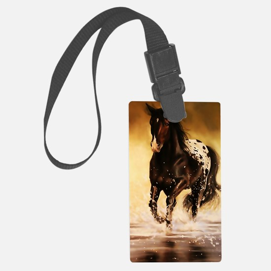 Running free Luggage Tag