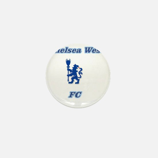 Chelsea West Main Logo Mini Button