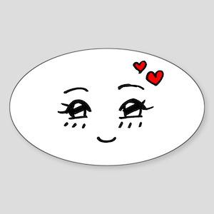 Cute Faces Sticker