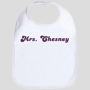 Mrs. Chesney Bib