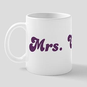 Mrs. Chesney Mug