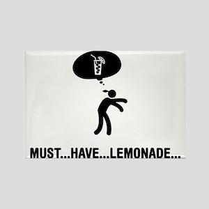 Lemonade-C Rectangle Magnet