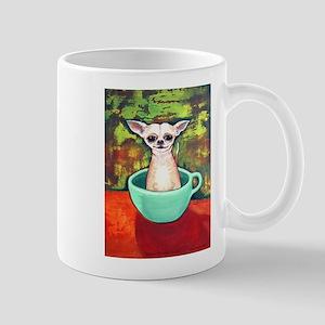 Fireking Teacup Chihuahua Mug