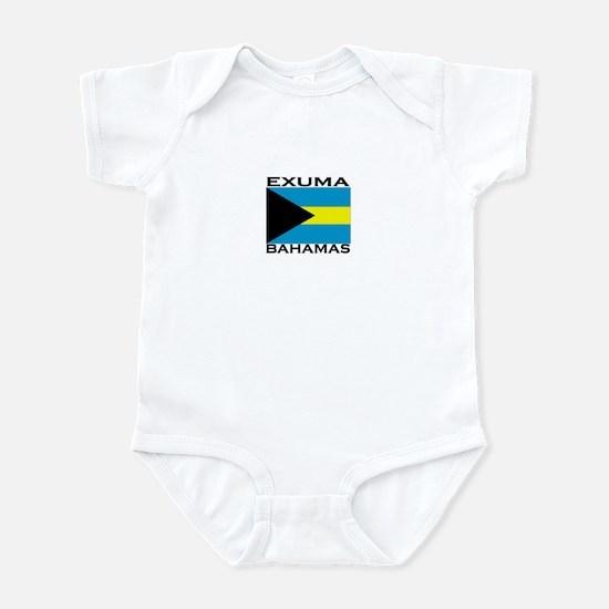 Exuma, Bahamas Infant Bodysuit