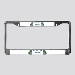WOA License Plate Frame