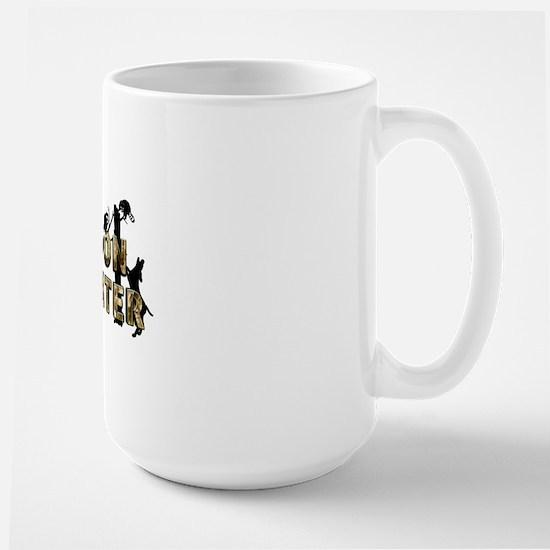 Hunting Large Mug
