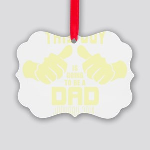 This Guy Dad January 2014 Picture Ornament