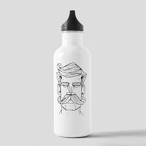Gentlemen Stainless Water Bottle 1.0L