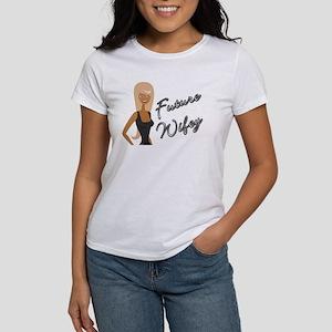 Curvy Font Future Wifey Women's T-Shirt