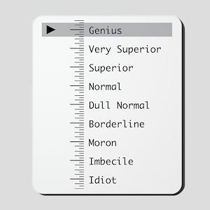 Genius Mousepad