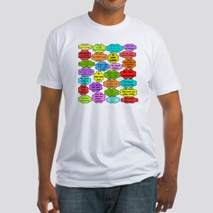 RN pillow Fitted T-Shirt