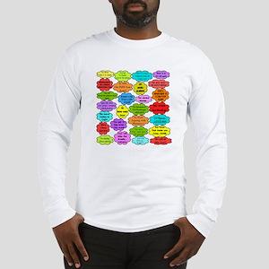 RN pillow Long Sleeve T-Shirt