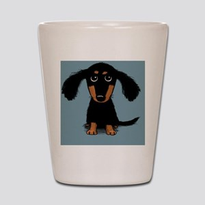 doxiemousepad Shot Glass