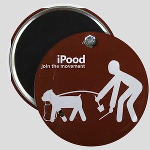 College Humor tees iPood Dog Magnet