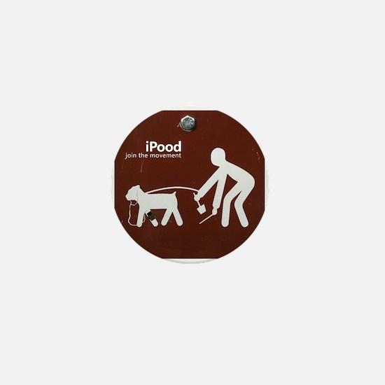 College Humor tees iPood Dog Mini Button