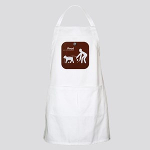 College Humor tees iPood Dog BBQ Apron