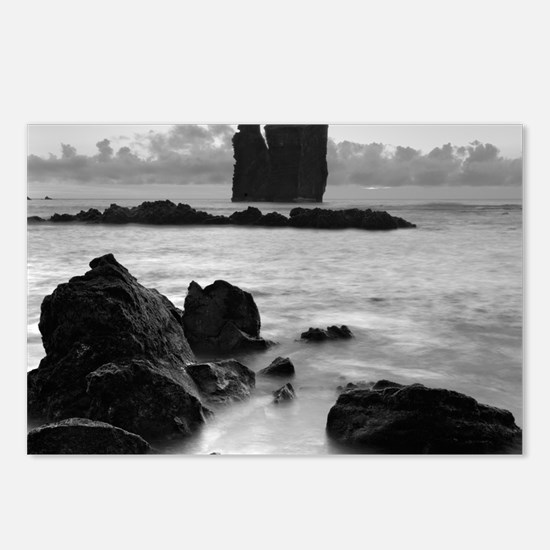 Seascape with islets Postcards (Package of 8)