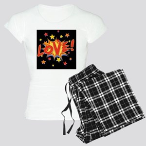 love-bang-TIL Women's Light Pajamas