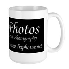 Drs Photos Logo 15 Oz Ceramic Large Mug Mugs